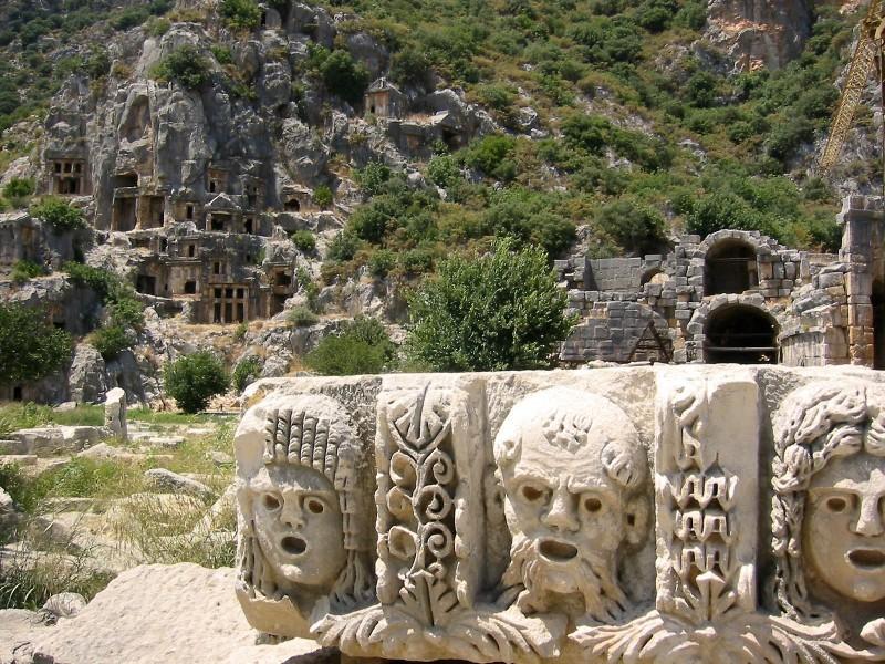 Antalya Myra Örenyeri