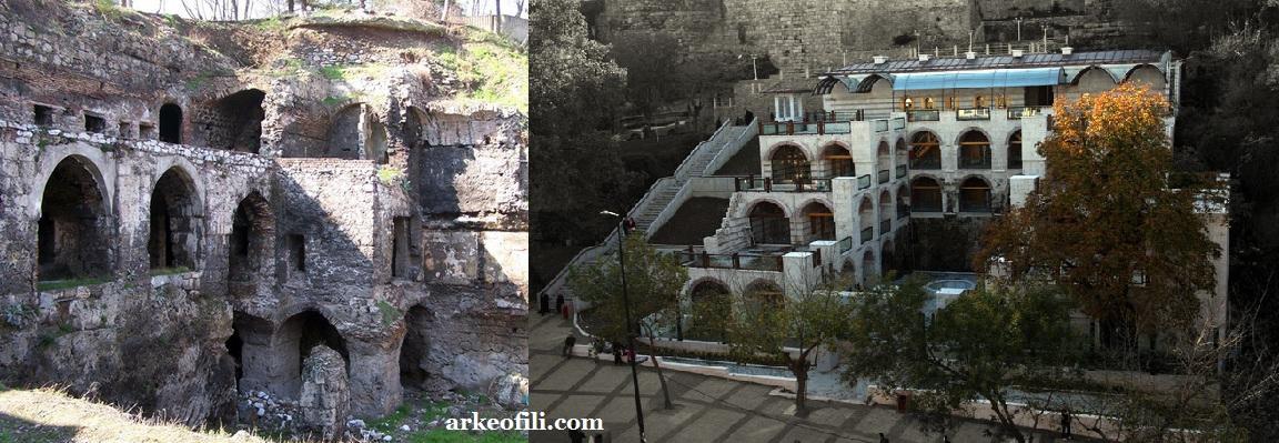 tarihi külliyenin duvarlarını yıkan şirketin önceki restorasyonları da eleştiriliyor