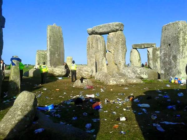stonehenge pagan festivali