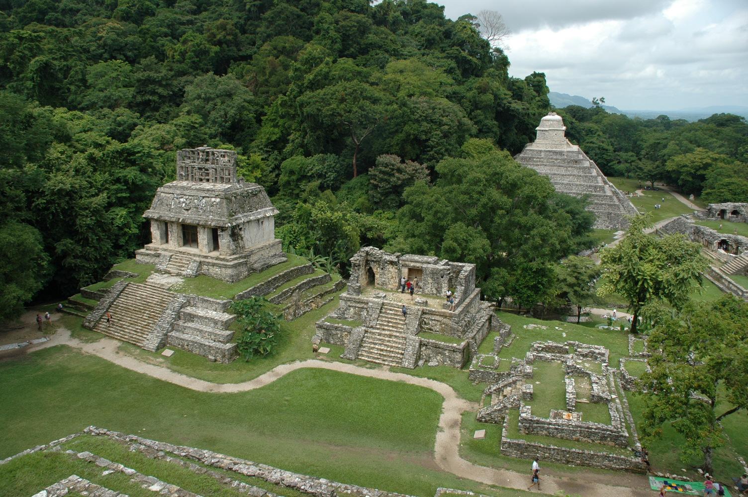 Meksika'da Maya kralı Pakal'ın Mezarındaki Hiyeroglif Deşifre Edildi