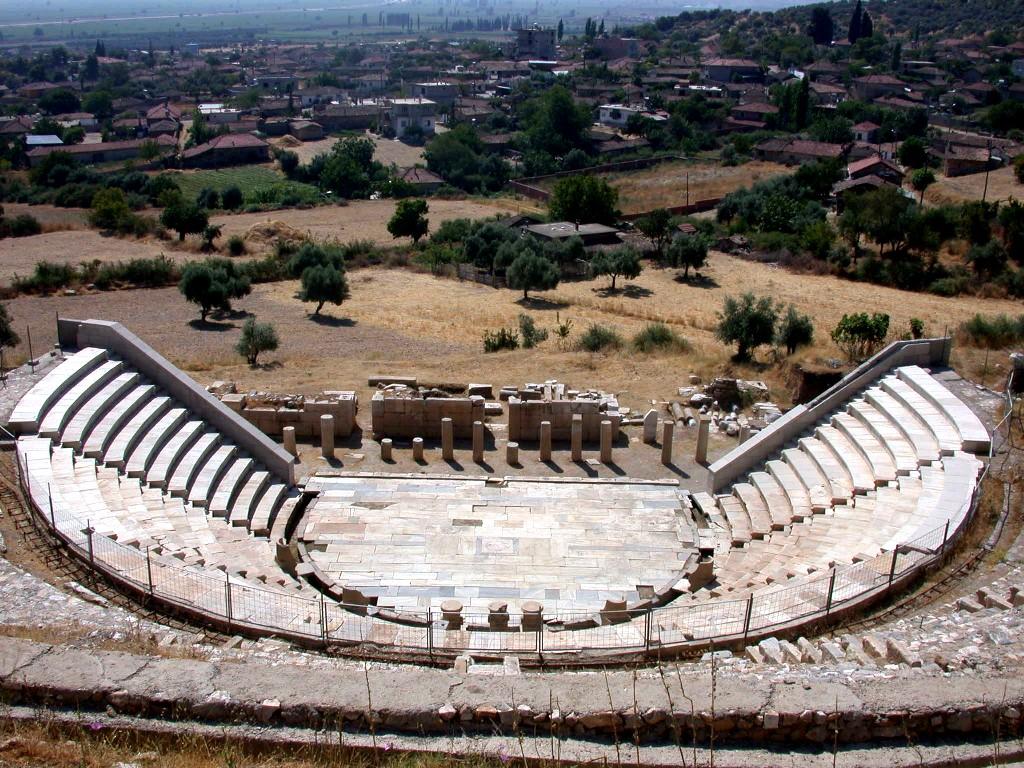 izmir metropolis antik kenti