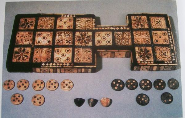tarihsel arkeolojik oyunlar