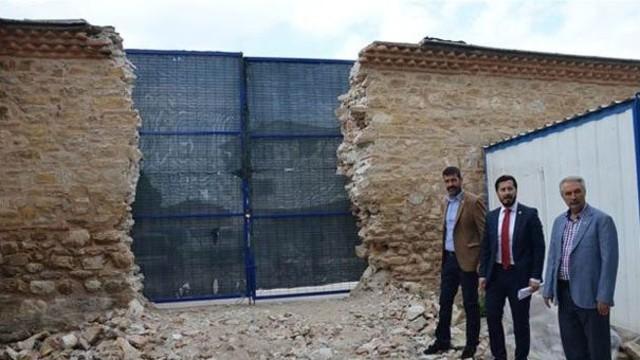 bursa belediyesinden sinan paşa külliyesi restorasyonu için açıklama