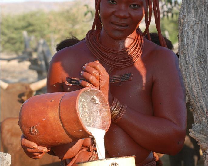 Güney Afrika'da 49,000 Yıl Önce Süt-Bazlı Boya Kullanılıyordu