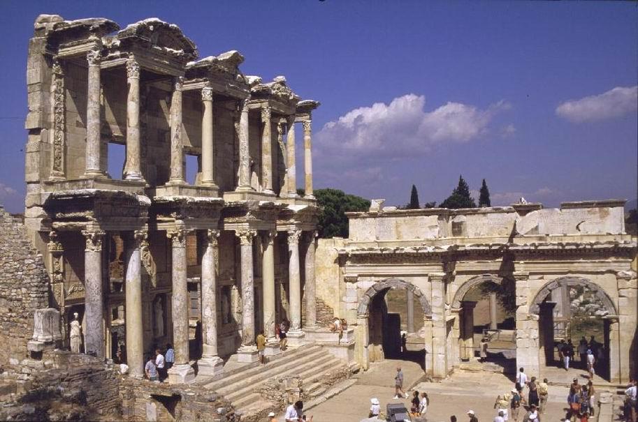 Efesliler ve Türkler Uzun Süre Birlikte Yaşadı