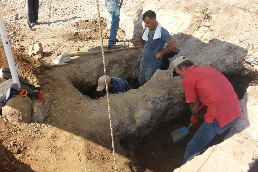 Bodrum'da İnşaat Alanında Bulunan Mezar Sayısı 40 Oldu