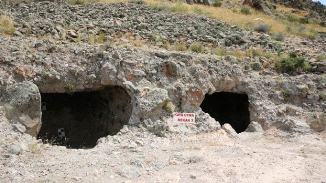 Konya'da Tarihi Gevale Kalesi Kazılıyor