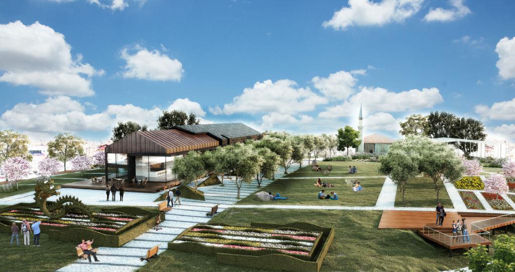 Kırşehir'de Arkeopark Yapılıyor