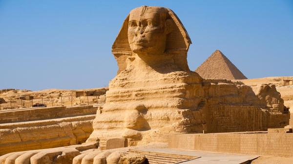 ışid gözünü piramitlere dikti