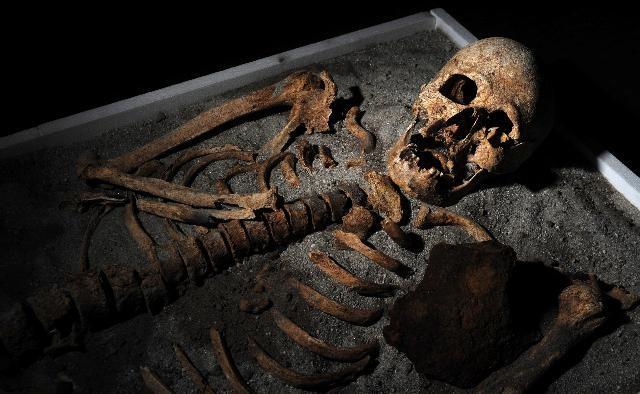 Bütün Sıradışı Mezarlar Vampir veya Zombilere Ait Olmayabilir