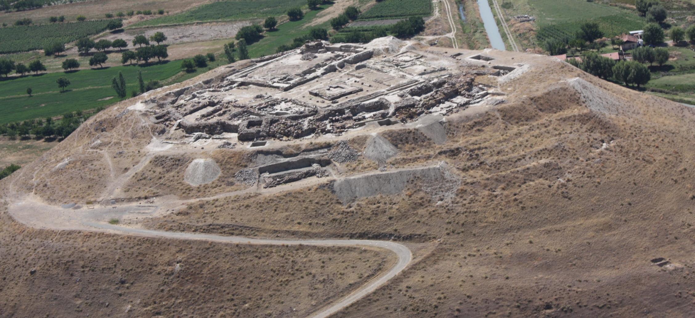Erzincan'da Altıntepe Kazıları Başladı