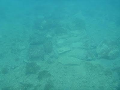 argolis'tesualtı arkeolojisi bulguları