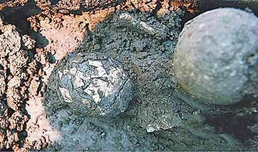 Çin'de 2000 Yıllık Tavuk Yumurtası Bulundu