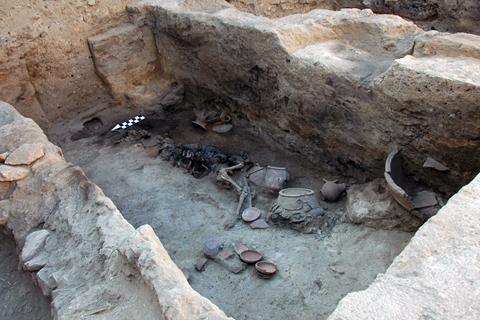 Denizli'de 5000 Yıllık Yerleşim Yeri Bulundu