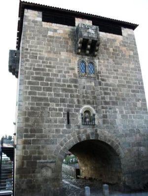 Varosa nehri uzerinde kule Ucanha – Portekiz
