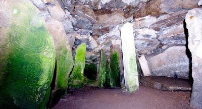 İrlanda'da Kayalara Kazınmış 5.000 Yıllık Güneş Tutulması Bulundu
