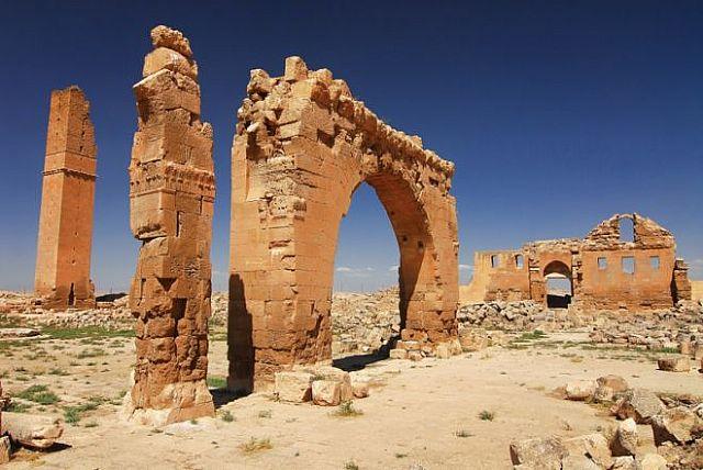 Harran Ören Yerinde Kazılar Devam Ediyor
