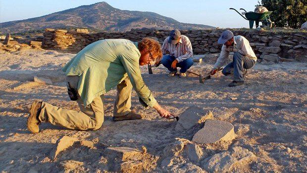 Kaymakçı Arkeoloji Projesi Manisa'da Lidyalıların Atalarını Araştırıyor