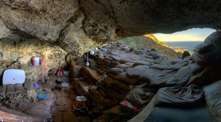 Blombos Mağarası – (Görsel: Magnus Haaland)