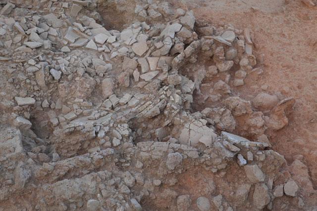 Yunanistan'da 3700 Yıllık Miken Dönemi Sarayı Kazılıyor