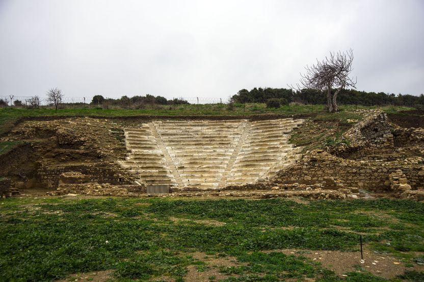 Parion Antik Kenti'nin Arkeojeofizik Haritası Çıkarılacak