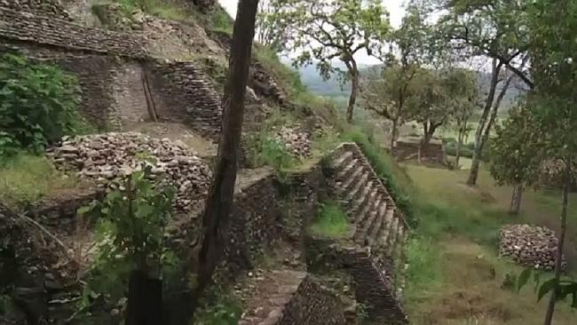 meksika tonina chiapas piramidi