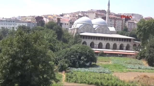 İstanbul'daki Tarihi Piyalepaşa Camii'nin Bostanı Otopark Yapılamıyor