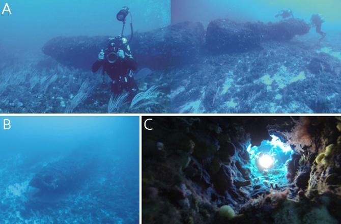 Sicilya'da Deniz Altında 10,000 Yıllık Dikilitaş Bulundu
