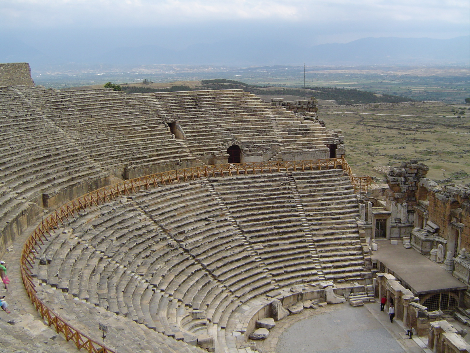 Denizli Pamukkale (Hierapolis) Örenyeri