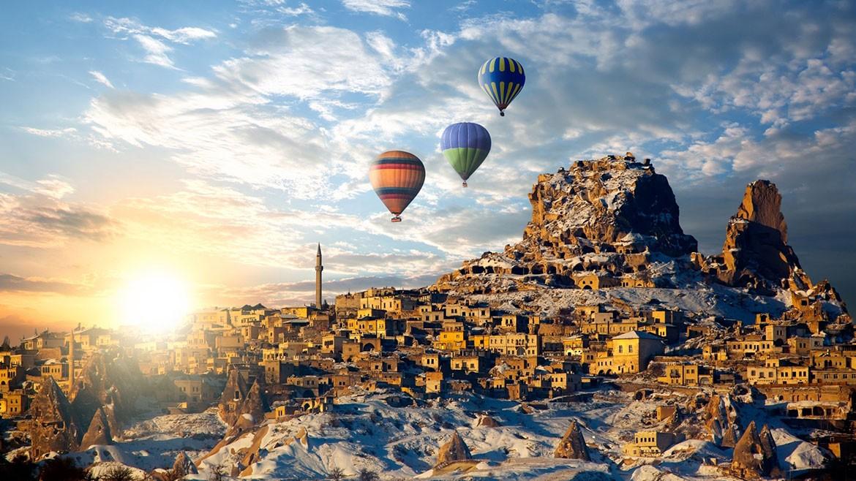 Nevşehir Göreme Örenyeri