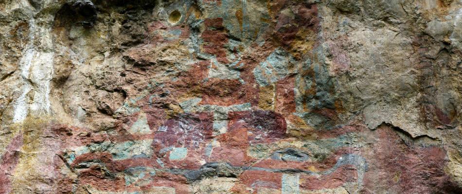 Meksika'daki 2500 Yıllık Mağara Resimleri Restore Ediliyor
