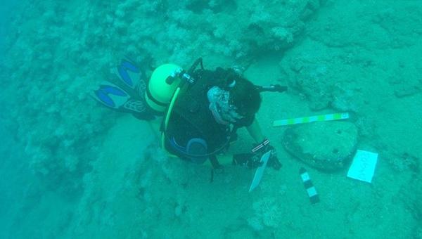 Mersin'de 5000 Yıllık Deniz Yolu Güzergahı Keşfedildi