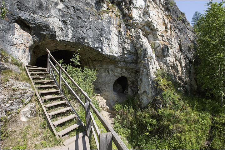 Denisova mağarası