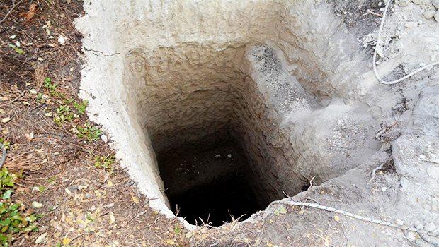 Manisa'da Kaçak Kazı YaparKen Canından Oldu