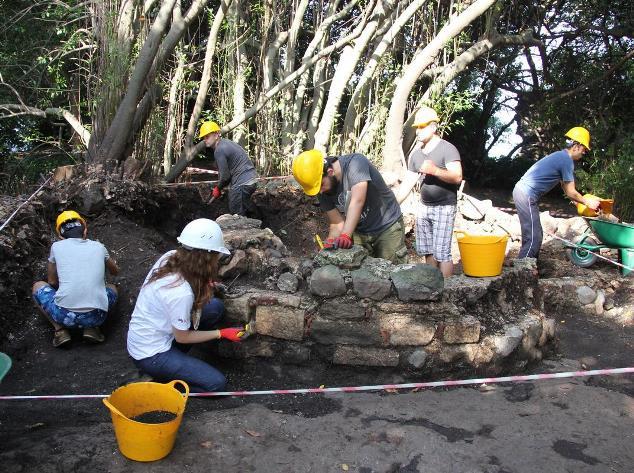 Bizans Yapıları Bulunan Giresun Adası Arkeopark Olarak Düzenlenecek