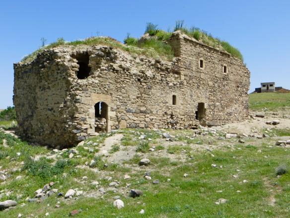 Elazığ'daki 1000 Yıllık Hulvenk Kilisesi 10 Yıldır Tahrip Ediliyor