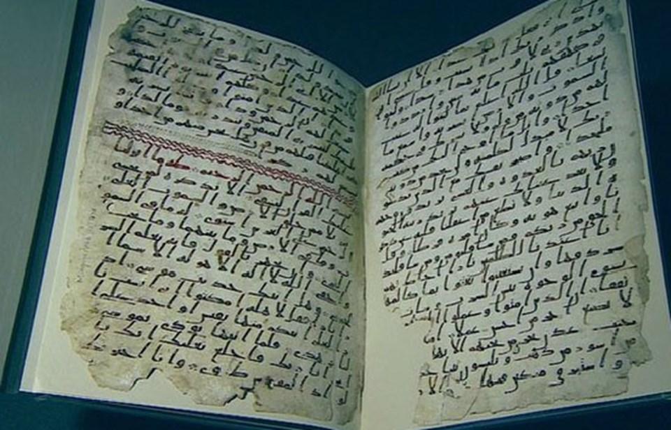 Kuran'ın Hz. Muhammed'ten Önce Yazıldığı İddia Ediliyor