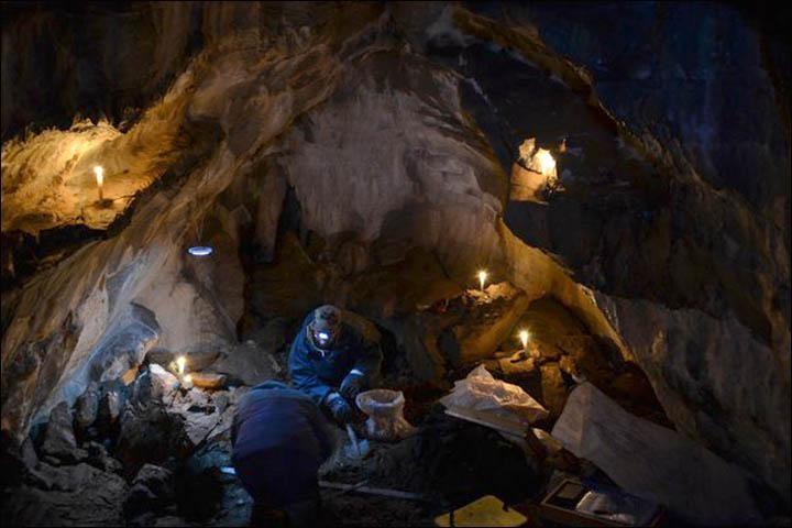Imanai mağarası