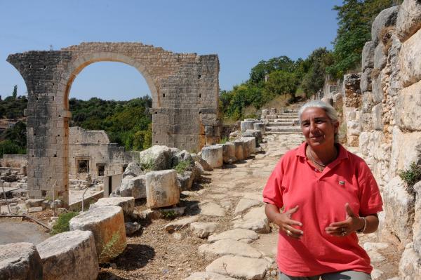 Mersin'de 2000 Yıllık Roma Yolu Yürüyüşçüler İçin Hazırlanıyor