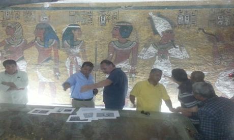 Tutankamun'un Mezarında İki Gizli Oda Keşfedildi