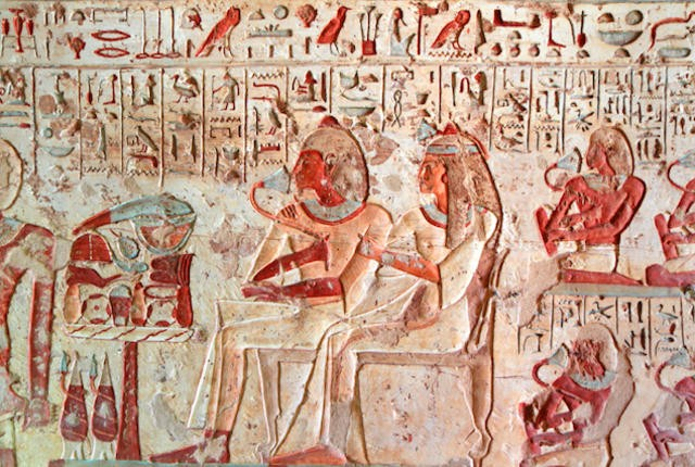 Antik Mısır'da Kadınlar Evlilik Sözleşmesi ile Korunuyordu