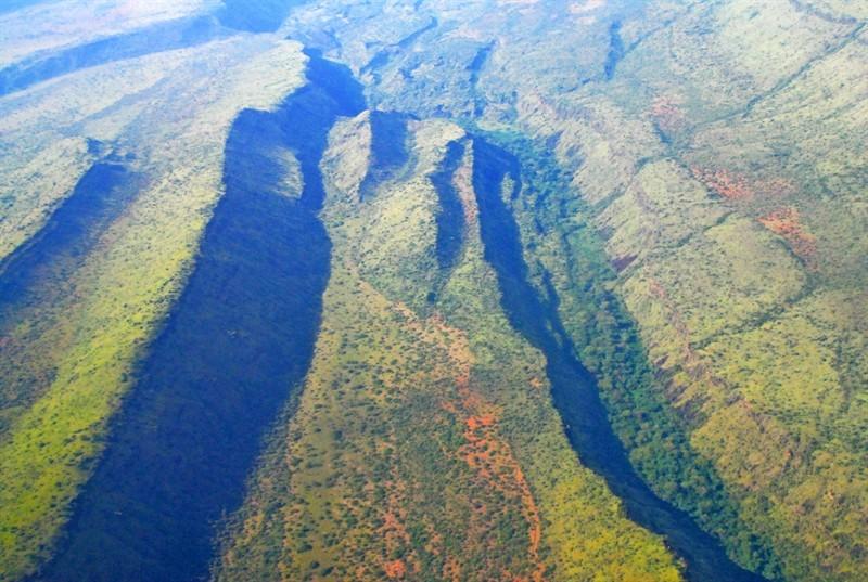 Rift Vadisi, Kenya. Fotoğraf: Peter Prokosch