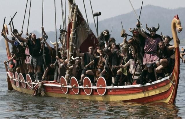 Norveç'te Viking Okulu Açılıyor