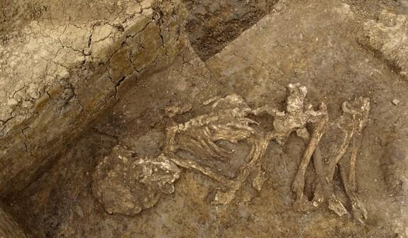 Britanyalılar Bronz Çağı'nda Ölülerini Mumyalıyordu