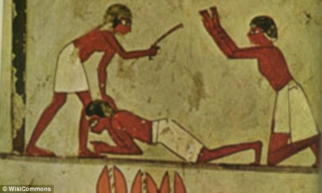 Antik Mısır Mezarlığında Vahşi Cezaların İzlerine Rastlandı
