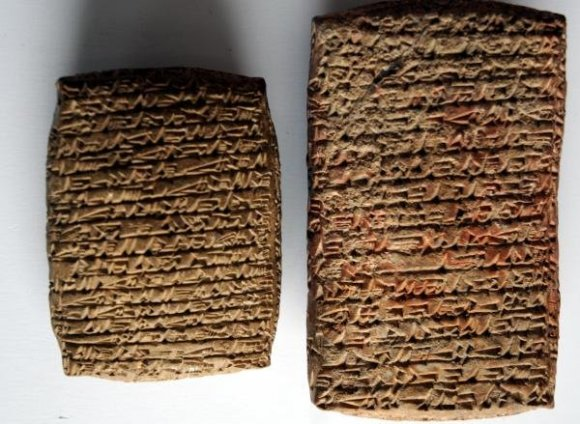 Kültepe'nin Çivi Yazılı Tabletleri Unesco Dünya Belleği'nde