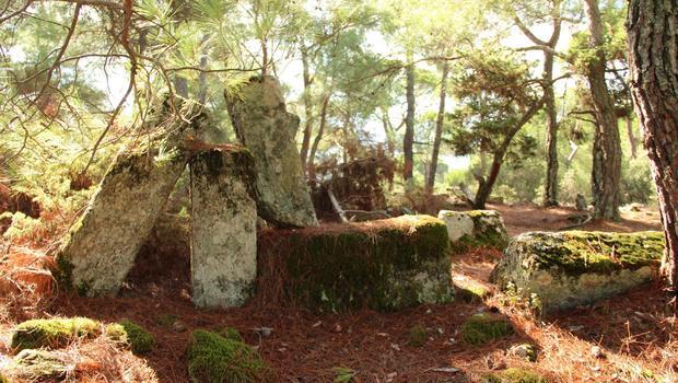 Latmos'ta İkinci Kutsal Alan Bulunmuş Olabilir
