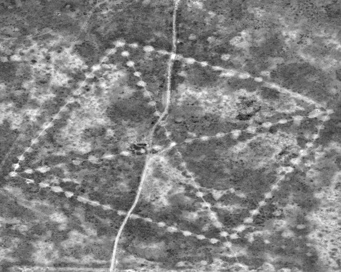 NASA Kazakistan'daki Gizemli Jeogliflerin Araştırılmasına Yardım Ediyor