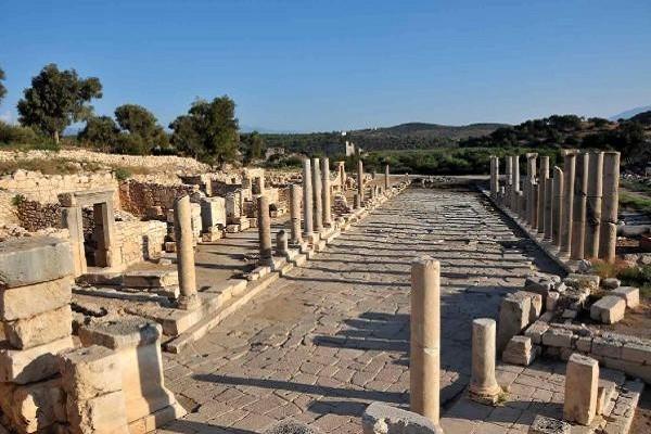 Patara Antik Kenti Kazıları Tamamlandı