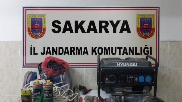 Sakarya'da Kaçak Kazı Yapanlar Ayakkabı İzinden Yakalandı